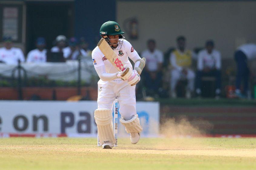 Mushfiqur Rahim did not travel for Bangladesh's series in Pakistan