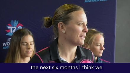 100 Days-to-go until the Women's!