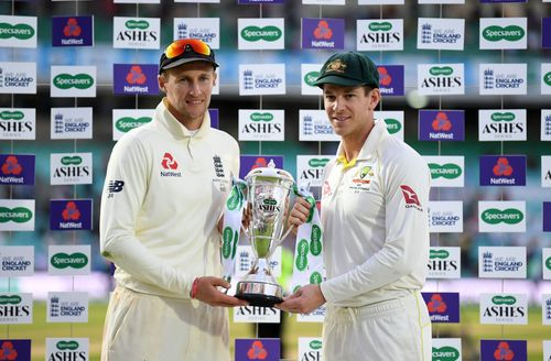 The first series of the World Test Championship was the 2019 Ashes, which ended in a 2-2 draw. Both teams acquired 56 points each