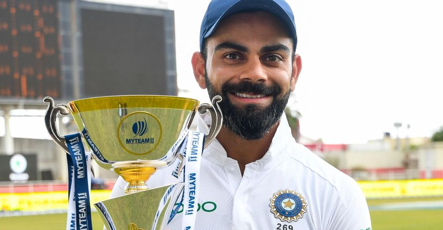India then travelled to the Caribbean for a two-Test series against West Indies, which they swept 2-0. This helped them jump to the top of the WTC standings with 120 points.