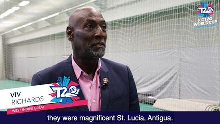Viv Richards recalls the T20 World Cup Final in Antigua