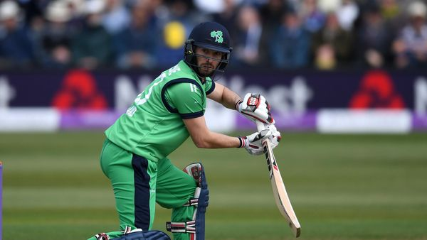 Balbirnie set for captaincy debut as Ireland name squads for West Indies tour