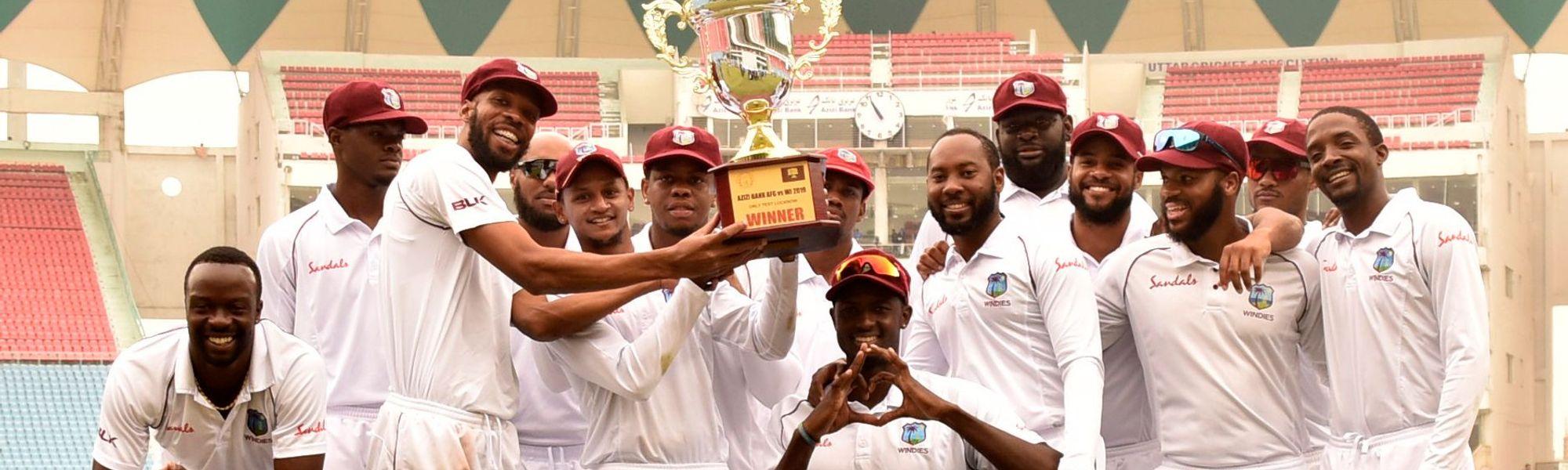 West Indies Winners