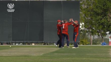 CWC Challenge League B – Oman: Jersey continue to take wickets