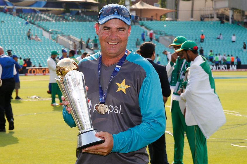 Pakistan's triumph at the ICC Champions Trophy 2017 remains one of the major highlights of Arthur's coaching career