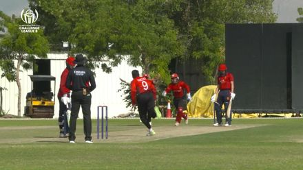 CWC Challenge League B: Jersey v Hong Kong – Kinchit Shah takes 3/35 as Hong Kong beat Jersey