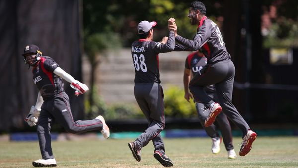 Emirates Cricket Board announce team to represent the UAE in ICC Men's Cricket World Cup League 2 – Series Three