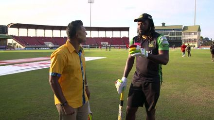Chris Gayle looks back at his Under 19 World Cup experience and the impact of T20 cricket