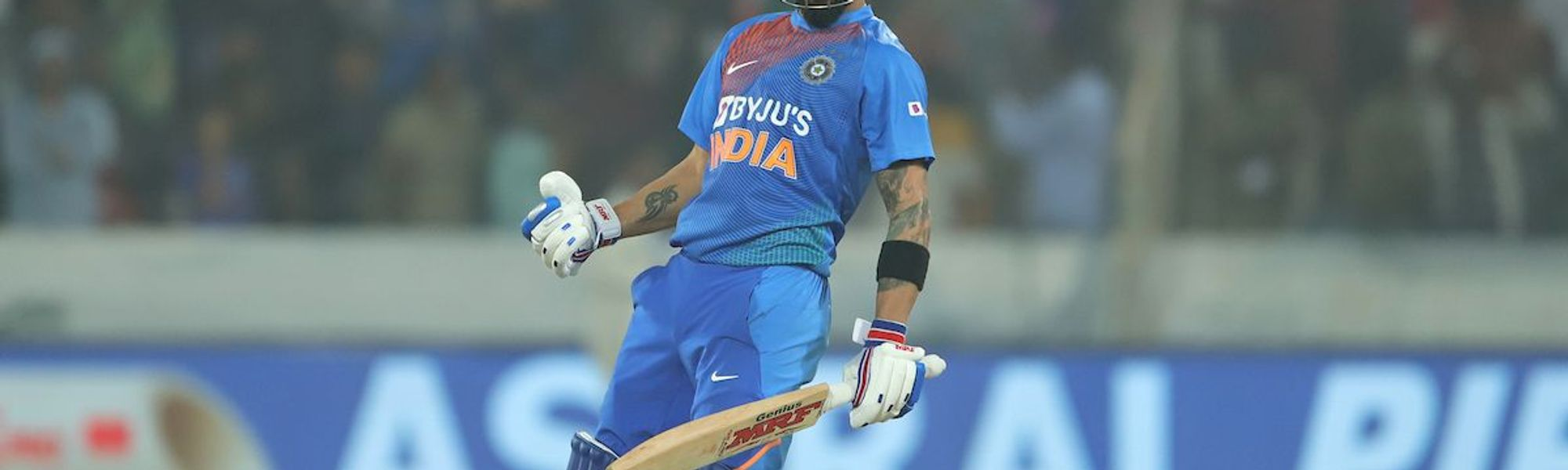 Virat Kohli S 94 Leads India To Stunning Victory