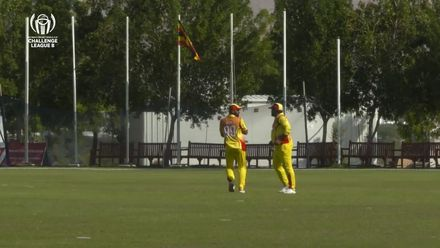 CWC Challenge League B: Uganda v Bermuda – Leverock falls after his half-century