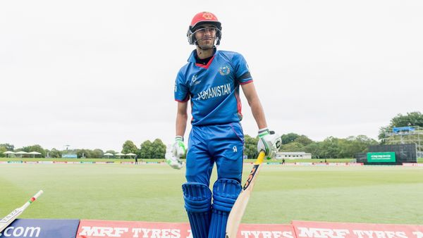Ibrahim Zadran the standout in Afghanistan Under 19 World Cup squad