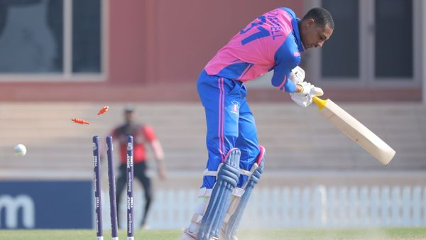 Bermuda's Darrell suspended for two matches after breaching ICC Code of Conduct