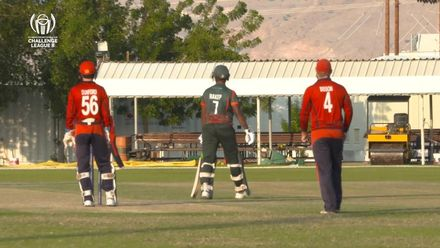 CWC Challenge League B: Kenya v Jersey – Rakep Patel hits an outstanding unbeaten 101 for Kenya
