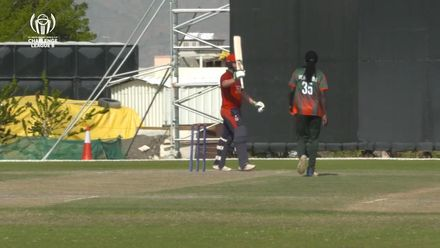 CWC Challenge League B: Kenya v Jersey – Corey Bisson hits 50 for Jersey