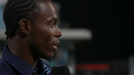 ICC 360 – Jofra Archer tries his hand at commentary!