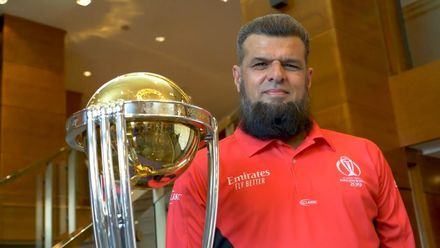 'You have to be mentally strong' – Aleem Dar celebrates record career