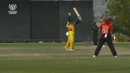 CWC Challenge League B: Hong Kong v Uganda – DM Nakrani hits unbeaten fifty in Uganda's win