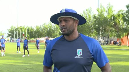 CWC Challenge League B: Bermuda v Italy – Italy pre-match interview