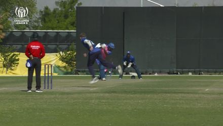 CWC League Challenge B: Bermuda v Italy – Match highlights