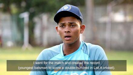 ICC 360: Yashasvi Jaiswal