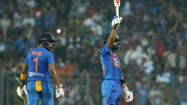 Rahul, Kohli move up in T20I rankings after fine efforts