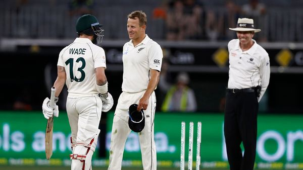 Australia in firm control despite late Kiwi charge