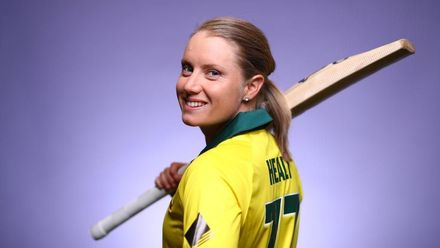 ICC Awards 2019: Women's T20I Player of the Year – Alyssa Healy