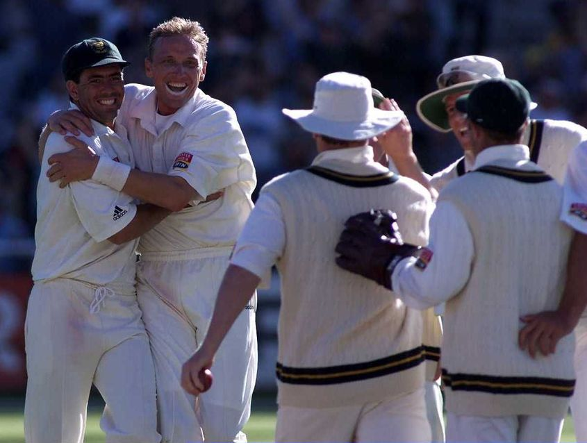 South Africa last beat England at home in 2000