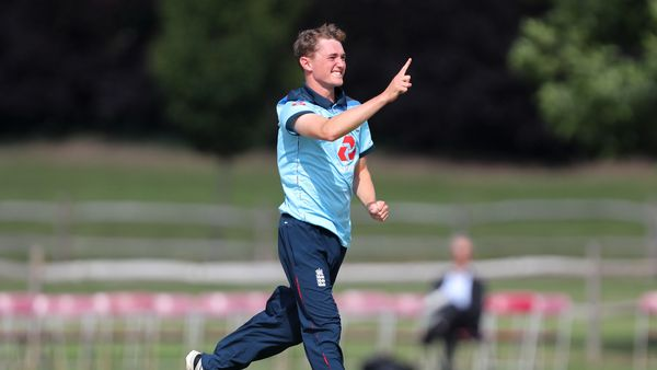 Balderson to lead England at ICC U19 CWC 2020