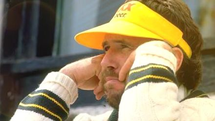 ICC 360 – Allan Border takes a walk down memory lane