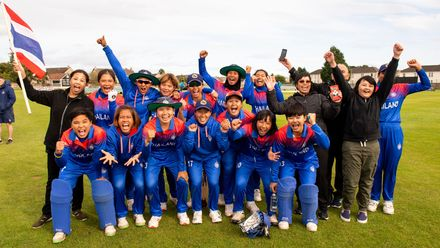 Thailand women create history – qualify for the 2020 ICC Women's T20 World Cup