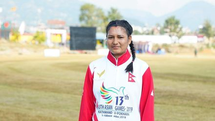 Anjali Chand, the offspinner from Nepal, claimed 6/0 against Maldives, the best T20I figures ever