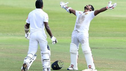 Kusal Perera's 153* headlined Sri Lanka's series win in South Africa, the first ever by an Asian team