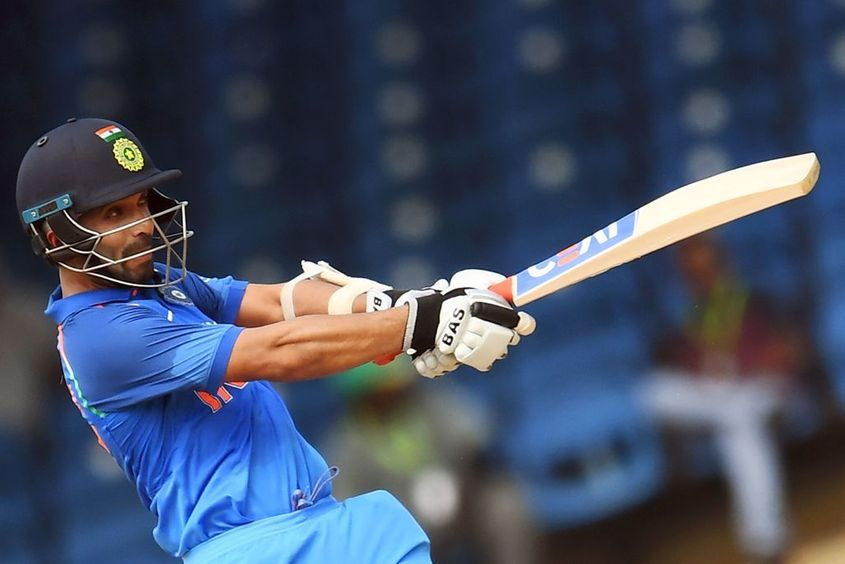 Ajinkya Rahane has made 90 ODI appearances for India and has scored 2,962 runs at 35.26