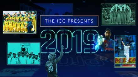 Looking back at the best of 2019 in cricket