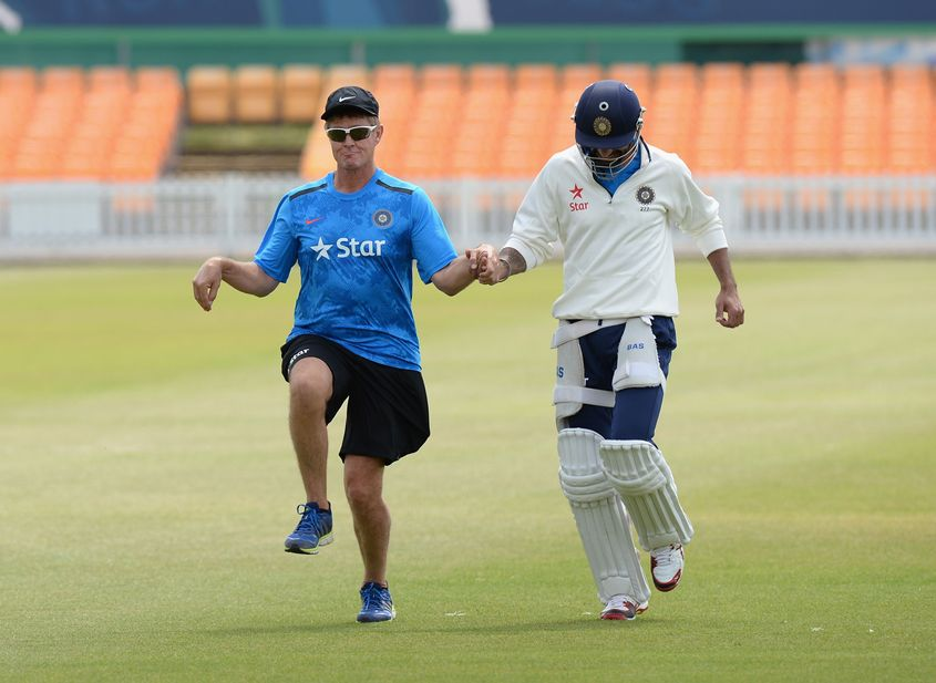 Penney has worked as India's fielding coach