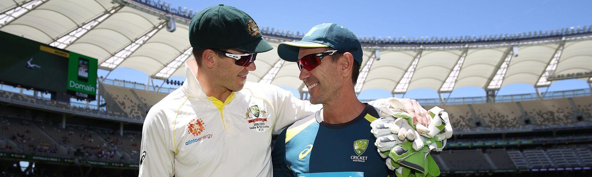 His leadership has been brilliant' – Justin Langer backs Tim Paine as  Australia's long-term Test captain