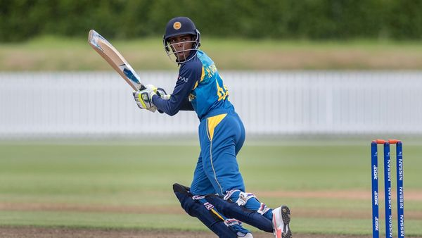 Nipun Dananjaya to lead Sri Lanka in his second ICC U-19 World Cup