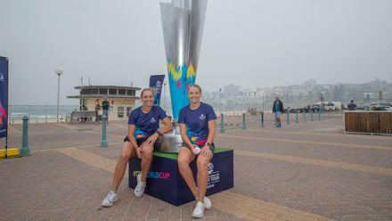 ICC Women's T20 World Cup Trophy Tour Launch, driven by Nissan