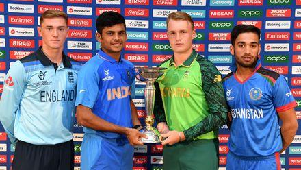 10 January - Captain's Arrival Press Conferences - ICC U19 Cricket World Cup 2020
