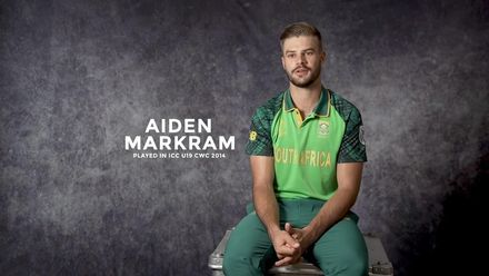ICC U19 CWC: Aiden Markram discusses the importance of the Under 19 World Cup