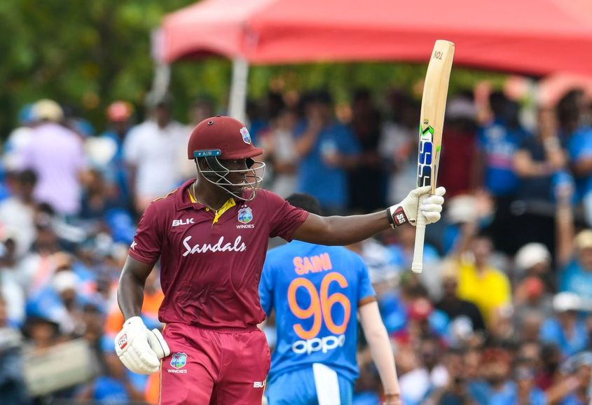 Rovman Powell has represented the West Indies in 23 T20Is and 34 ODIs