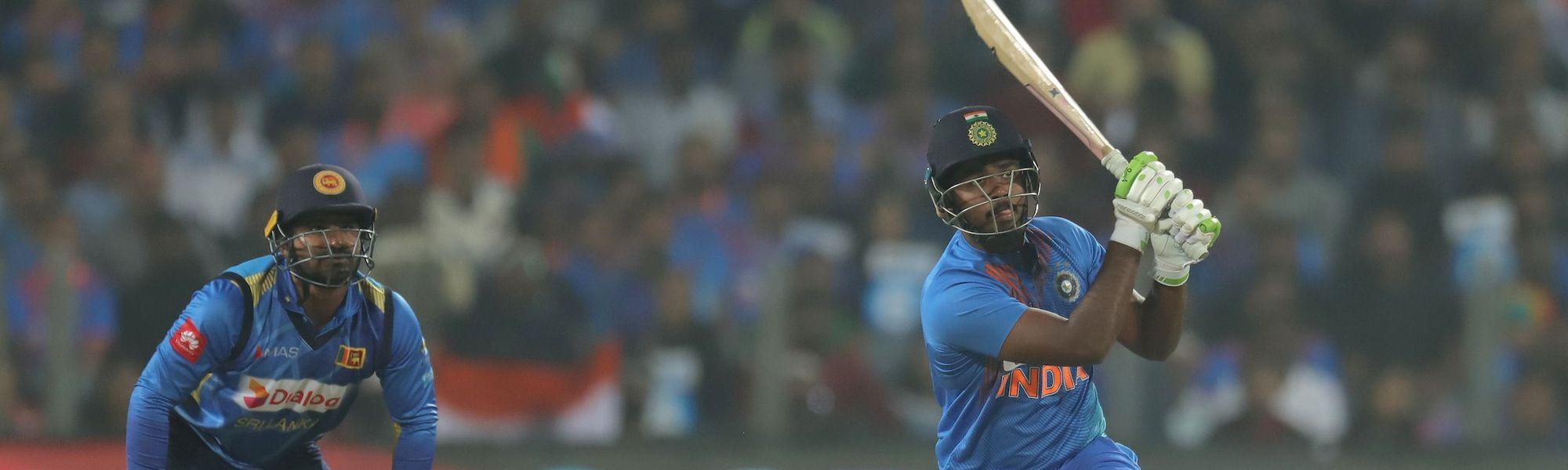 Sanju Samson made a long-awaited return to T20I cricket during India's recent series against Sri Lanka