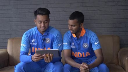 ICC U19 CWC: India take on the 90s quiz