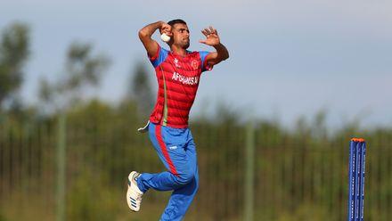 14 January - Hammanskraal - England v Afghanistan warm-up match.