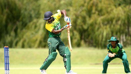 14 January - Pretoria - South Africa v Nigeria warm-up match.