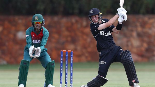 Smith and Anderson hit superb tons in final U19 World Cup warm-up matches