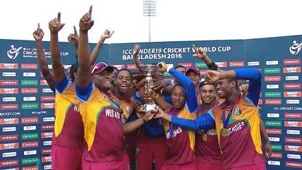 ICC U19 CWC: Shimron Hetmyer reminisces 2016 World Cup triumph