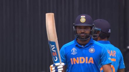 ICC Awards: Rohit Sharma, 2019 Men's ODI Cricketer of the Year