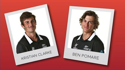 Perfect Pairs: Kristian Clarke and Ben Pomare